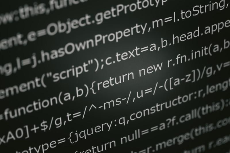プログラミング画像